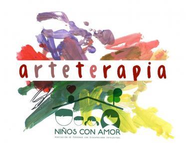 TALLER DE ARTETERAPIA ASOCIACIÓN NIÑOS CON AMOR DE SEVILLA