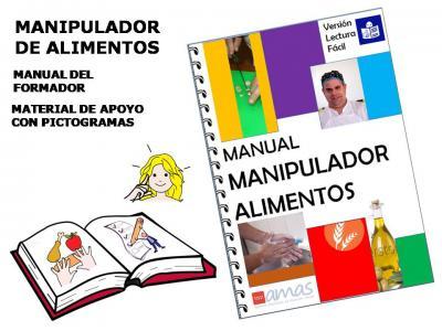 MANIPULADOR DE ALIMENTOS PARA PERSONAS CON DISCAPACIDAD INTELECTUAL: Programa docente