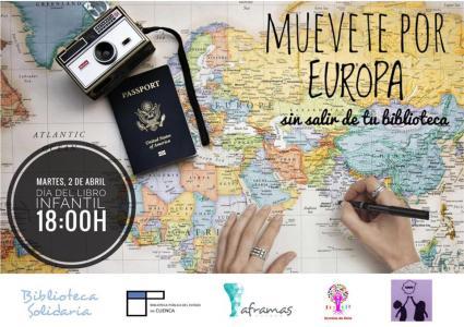 Muévete por Europa (sin salir de tu biblioteca)