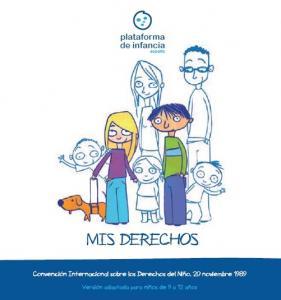 Convención Derechos del Niño adaptada 9-12 años